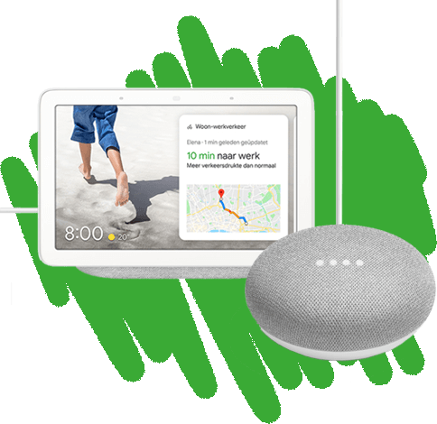 Google Nest Hub & Google Nest Mini